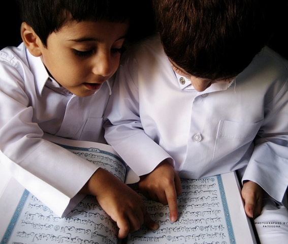 muslim_children_reading_quranjpg